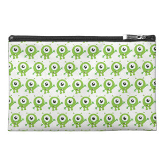 Little monster pencil case, Personalize the back Travel Accessory Bag