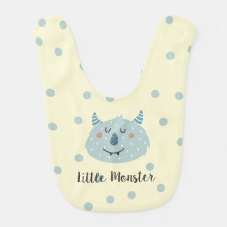 Little Monsters Bib