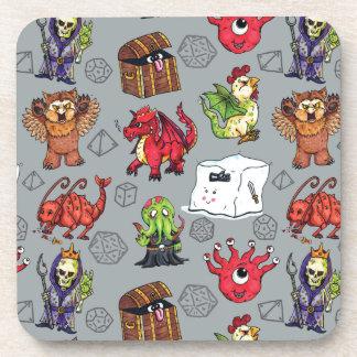 Little Monsters Coaster