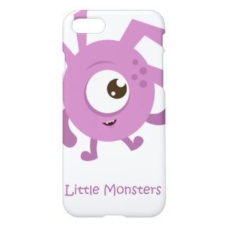 Little Monsters iPhone 8/7 Case