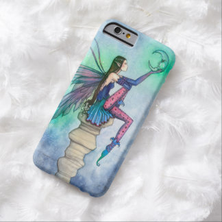 Little Moon Fairy Faerie Fantasy Art Barely There iPhone 6 Case