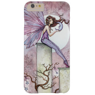 Little Moon Fairy Faerie Fantasy Art Barely There iPhone 6 Plus Case