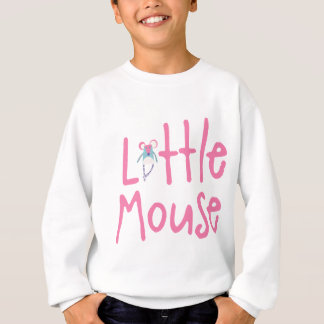 Little Mouse comic Sweatshirt
