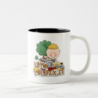 Little Mr. Fix It - Saw Tshirts and Gifts Mug