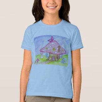 Little Mushroom House Shirt