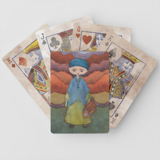Little Mustard Seed Playing Cards