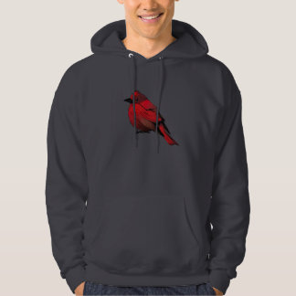 Little Network Bird Hoodie