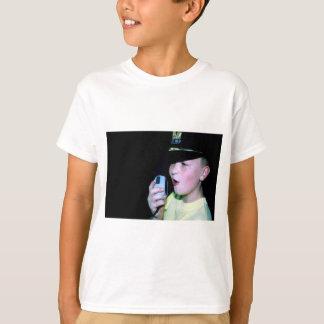 Little Officer 6 Light Shirt Kids