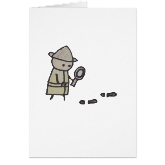 Little One detective card
