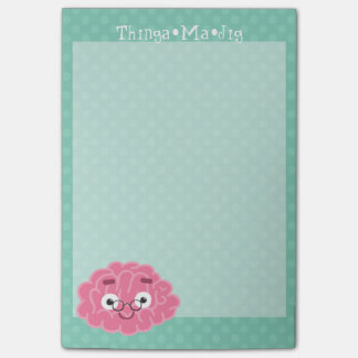 Little Ones•Thinga-Ma-Jig• Post-it® Notes