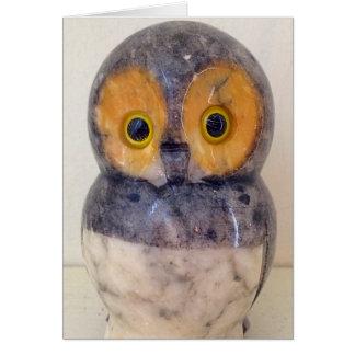 Little Owl Card