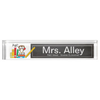 Little Owl | Teacher Name Plate