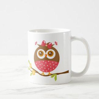 Little Owls Coffee Mug