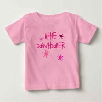 Little Paintballer Baby T-Shirt