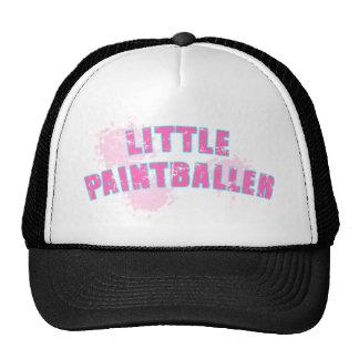 Little Paintballer Trucker Hat