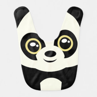 Little panda bib