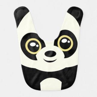 Little panda bibs
