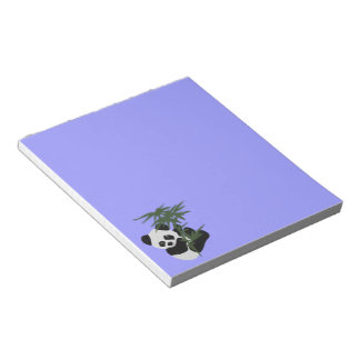 Little Panda Notepad