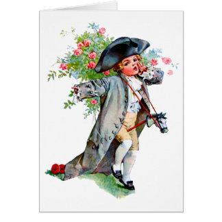 Little Paul Revere Card