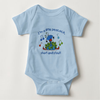Little Peacock Short and Stout Shirts