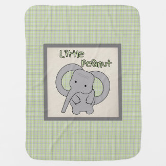 Little Peanut Baby Blanket
