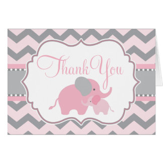 Little Peanut Baby Shower Thank You Notes