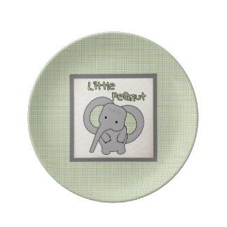Little Peanut Porcelain Plates