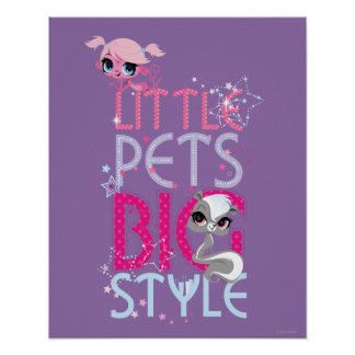 Little Pets Big Style 1 Poster