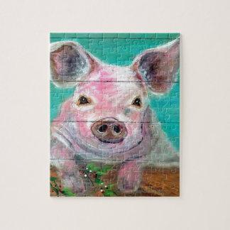 Little Pig Design Puzzles