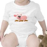 Little Pig Onsie Baby Bodysuit