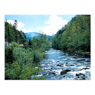 Little Pigeon River Postcard (historical)