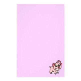 Little Piggie Stationery