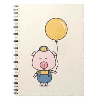 Little Piggy Notebook