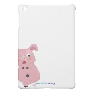 Little Piggy Pop Off iPad Mini Cases