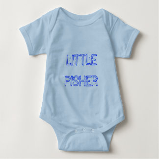 LITTLE PISHER Jewish t shirt or