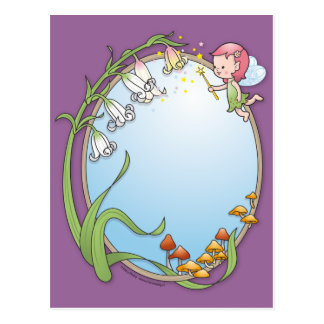 Little pixie postcard