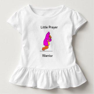 Little Prayer Warrior Tee Shirt for Girls