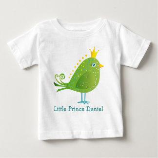 Little Prince Bird Baby Shirt