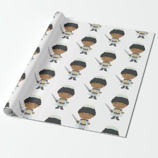 Little Prince Birthday Party Wrapping Paper