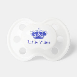 Little Prince Royal Baby Crown Pacifier