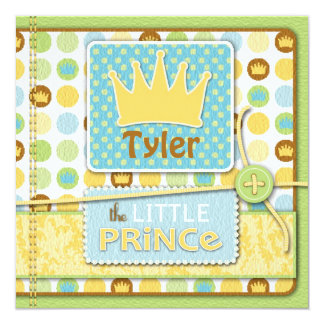 Little Prince Square Card