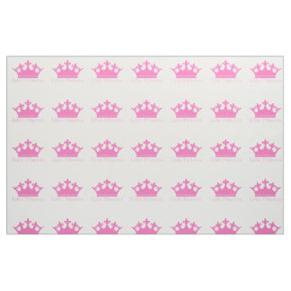 Little Princess - A Royal Baby Fabric