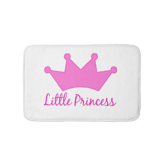 Little Princess - A Royal Baby Nursery Bathroom Mat