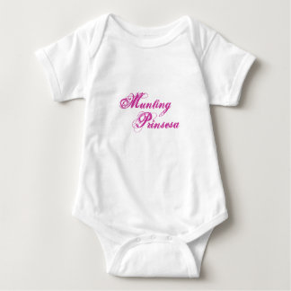 Little Princess Baby Baby Bodysuit