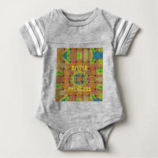 Little Princess Beautiful  colors Design Baby Bodysuit