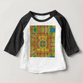 Little Princess Beautiful  colors Design Baby T-Shirt