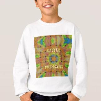 Little Princess Beautiful  colors Design Sweatshirt