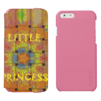 Little Princess Beautiful Fantastic Girly Design Incipio Watson™ iPhone 6 Wallet Case