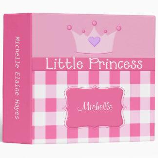 Little Princess Binder