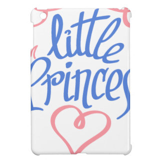 little princess heart design cover for the iPad mini